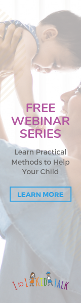 free webinar series - Autism & Speech Therapy at Home (Los Angeles): 5 Tips